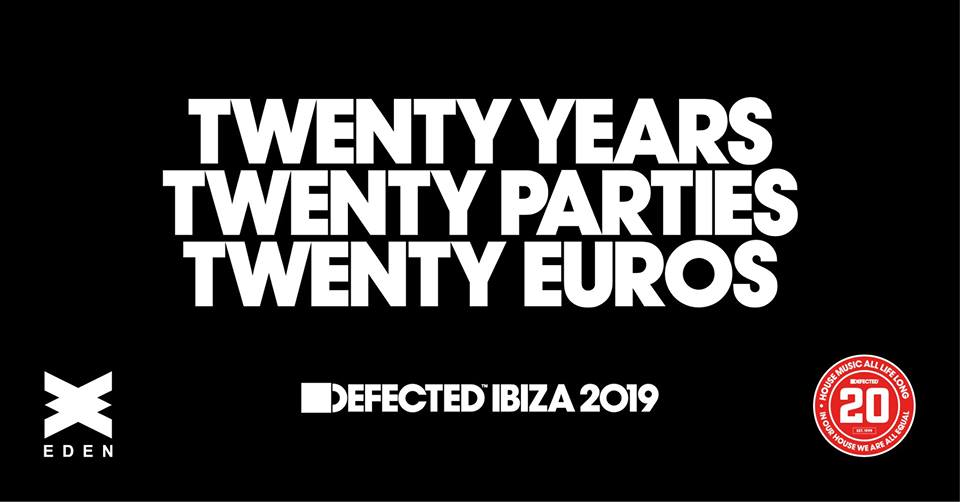 Image result for defected opening party ibiza 2019
